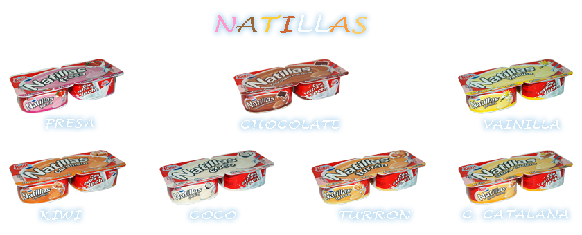 natillas kalise